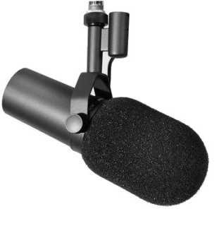 Shure SM 7B Studiomikrofon