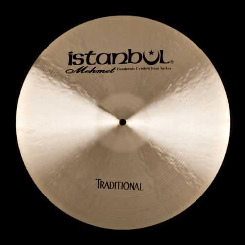 "Istanbul Traditional 18"" Thin Crash"