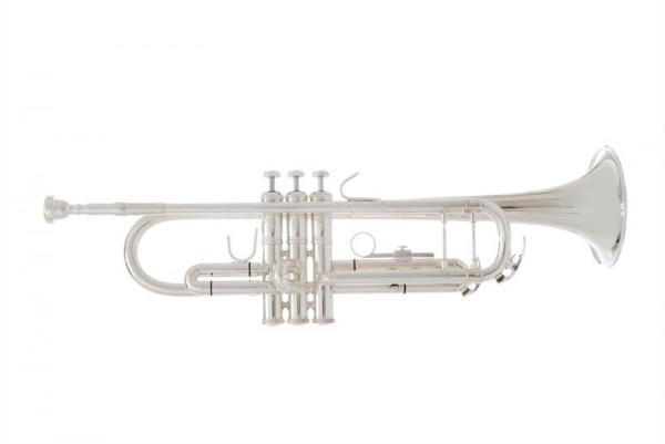John Packer Trompete versilbert JP-251SWS