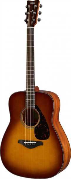 Yamaha FG-800 SDB Sandburst Westerngitarre