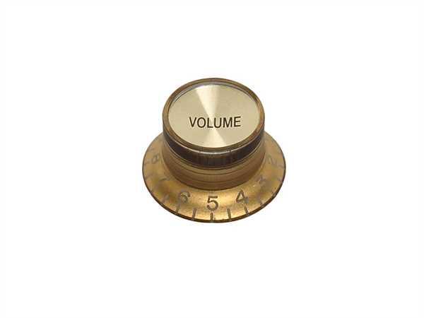 Boston KG-130 V Bell Knob Volumen, gold