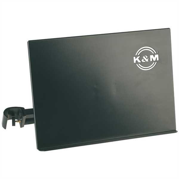 K+M Noten- und Konzeptablage mit Prismaklemme
