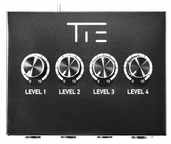 TIE Studio - TIE Headphone Amplifier