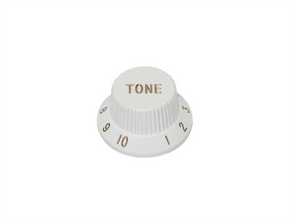 Boston KW-1726 T, Tone Potiknopf, Strat-Style, weiß