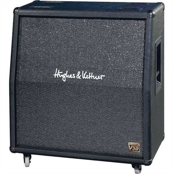 "Hughes & Kettner VC-412 A30 Gitarrenbox 4x12"""