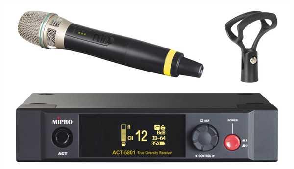 Mipro ACT 581-H80 Funksystem mit Handsender