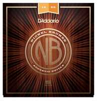 D'Addario NB1256 Nickel-Bronze Westerngitarrensaiten 012-056