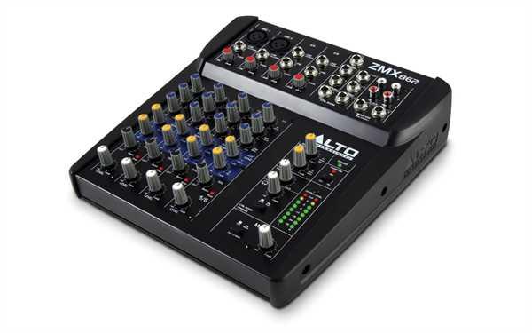 Alto ZMX 862 Kompaktmixer