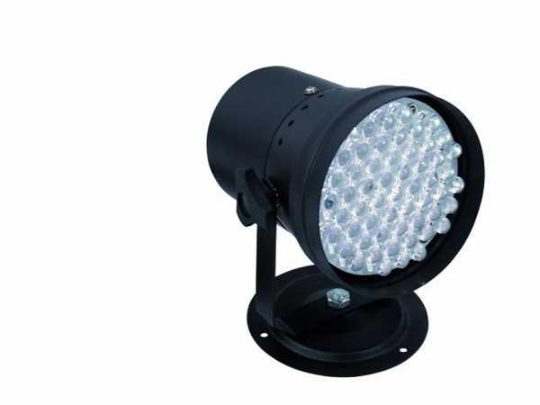 EUROLITE LED T-36 RGB Spot, schwarz, 10mm