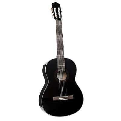 Yamaha C40II-BL Konzertgitarre schwarz