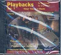 Playbacks für Drummers Vol.7