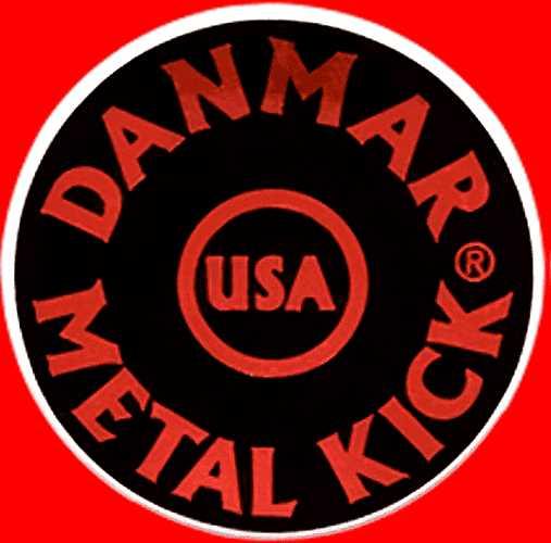 Danmar Kickpad Single Metal