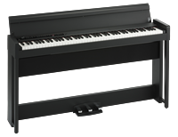Korg C1 AIR BK Digital-Piano schwarz