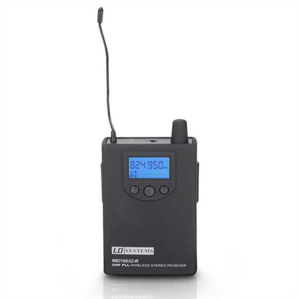 LD Systems MEI 100 G2 BPR In-Ear Empfänger