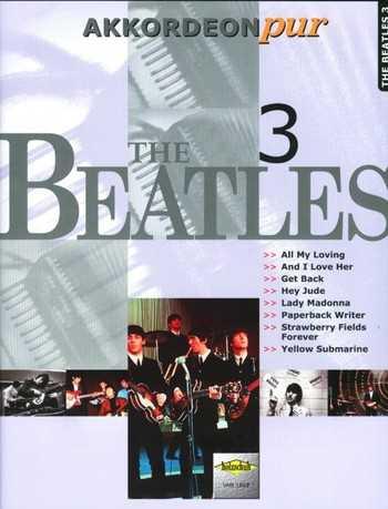 Hans-Günther Kölz The Beatles Band 3 für Akkordeon