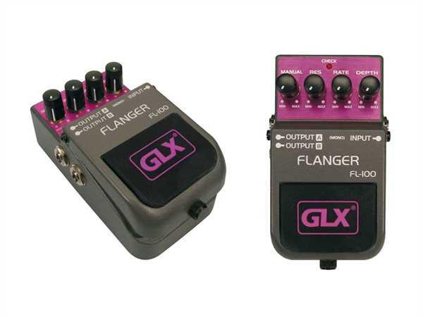 GLX FL-100 Flanger Effektpedal