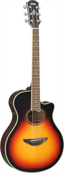 Yamaha APX-700 II VS El.-Akustikgitarre