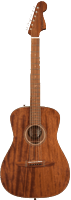 Fender Malibu Special MAH PF
