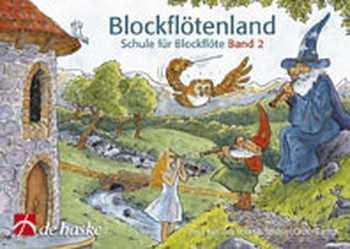 Paul van der Voort Michiel Oldenkamp Blockflötenland Schule für Blockflöte 2