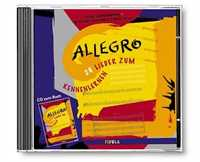 CD Heinz Lemmermann Allegro 26 Lieder zum Kennenlernen CD zum Buch