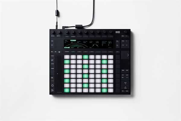 Ableton Push2 - All in One Controller für Ableton Live