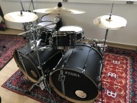 Tama Superstar 5-tlg. Flat Black