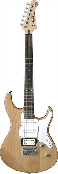 Yamaha Pacifica 112V YNS E-Gitarre yellow natural satin