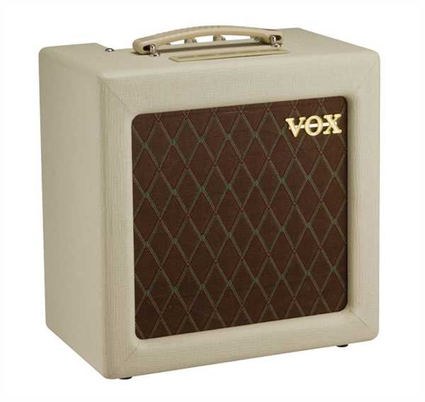 VOX AC4TV Gitarrencombo Vollröhre