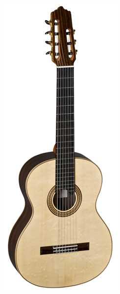 La Mancha Zafiro S-MC-7 Konzertgitarre 7-saitig 4/4 Fichte massiv