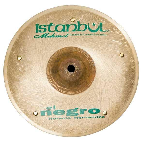 """Istanbul El Negro Splash 9"""" Signature, mit Nieten"""