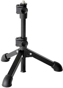 K+M Mikro-Tisch/Bodenstativ 23150/3 - für Mikrofone