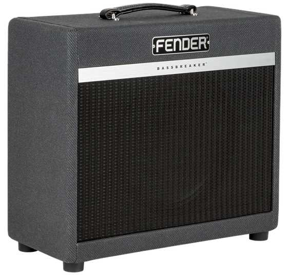Fender BassBreaker 1x12 Cabinet Grey Tweed
