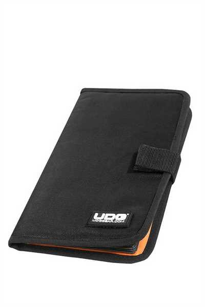 UDG CD-Tasche für 24 CD Wallet Black / Orange