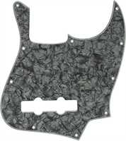 Fender Original Pickguard J-Bass Black Pearl 3-lagig