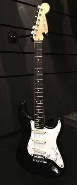 Fender Stratocaster Plus Lace Sensor Black 1993