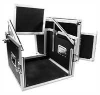 Case L-Winkel 6HE m. Laptop Ablage