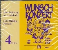 Wunschkonzert : 4 CD's