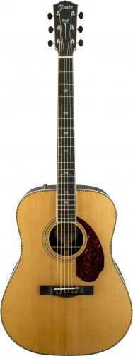Fender Paramount PM-1 DLX Dreadnought Westerngitarre