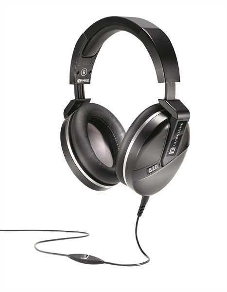 Ultrasone Performance 820 Kopfhörer (schwarz)