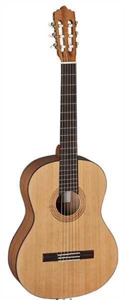 La Mancha Rubinito CM Konzertgitarre 4/4 Zeder massiv