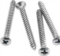 Fender Neck Mounting Screws, 4 Stück