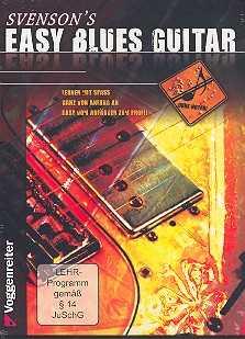 DVD Svenson´s easy Blues Guitar