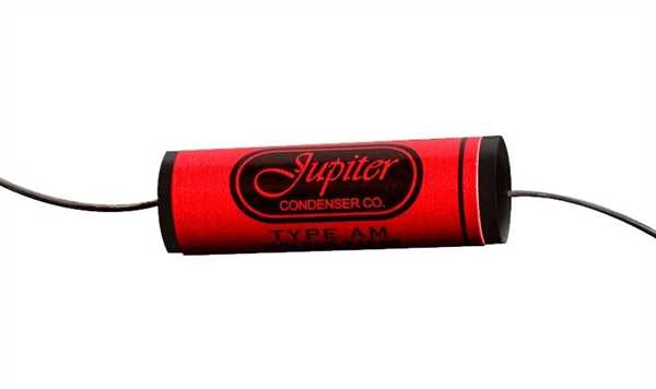 Jupiter Red Astron 0,02µF Tone-Kondensator