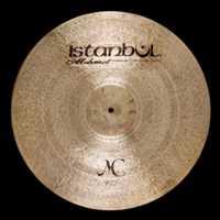 "Istanbul MC Jazz Constantinople Ride 21""mit 2 Nieten"
