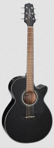 Takamine GF30CE Black