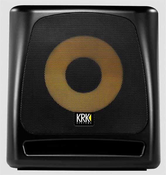 KRK 10S2 aktiver Studio-Subwoofer