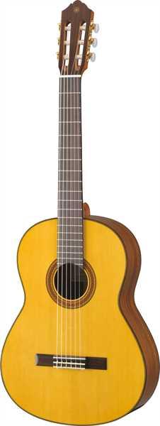 Yamaha CG-162 S Konzertgitarre 4/4 Fichte/Ovangkol