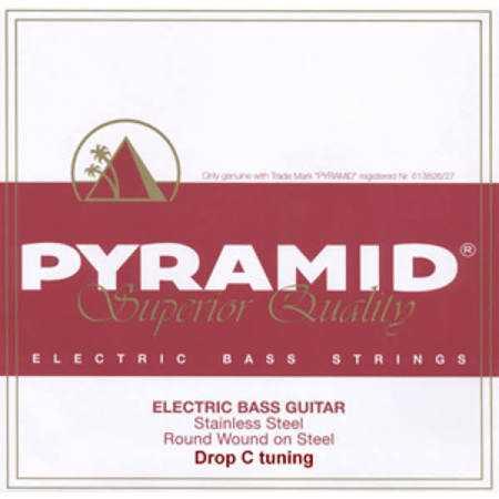 Pyramid Drop C .055-.126 Basssaiten 4-saitig