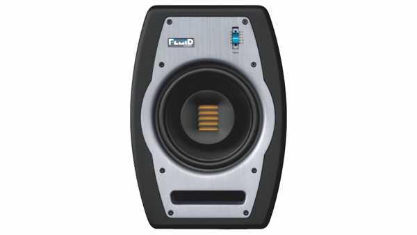 Fluid Audio FPX7 Nahfeld Studio Monitor