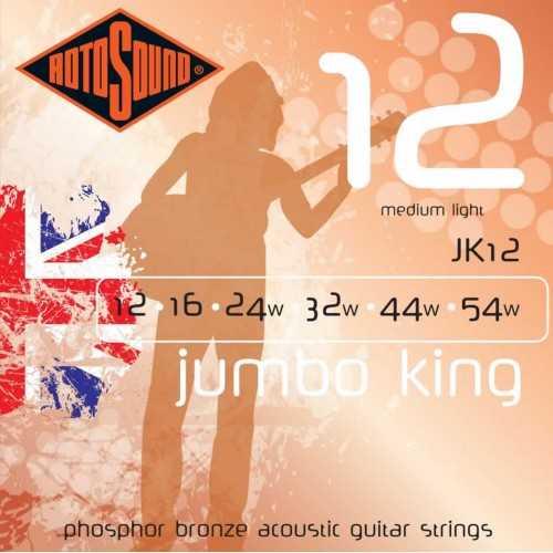 Rotosound JK12 Jumbo King 012-054